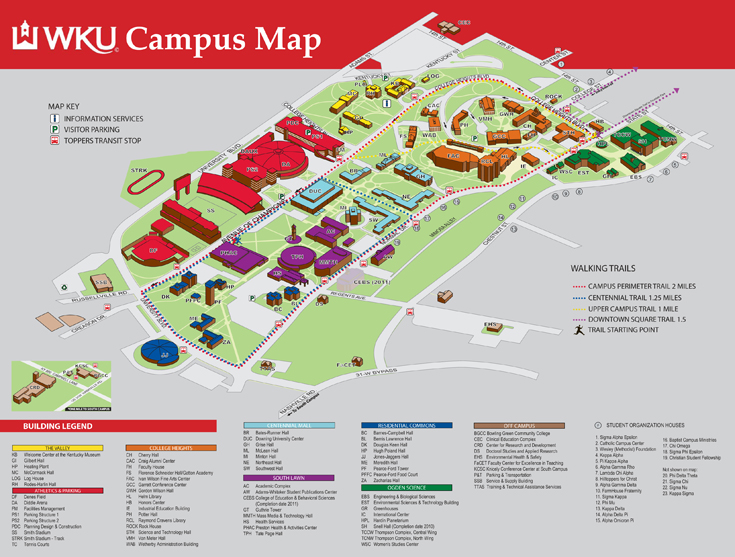 General Campus Map.indd